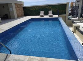 Hotel photo: departamento de lujo en condominio Blue Marlin