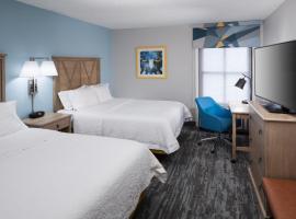 Hotel photo: Hampton Inn Austin - Round Rock