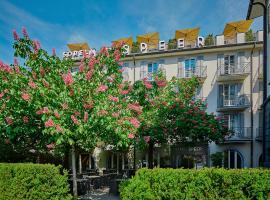 Hotel near Rapperswil SG