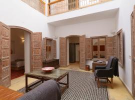 Hotel fotoğraf: Riad Laawachra