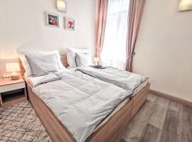 Hotel photo: Operett Residence Studio I.