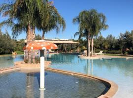 Hotel photo: App 4 personnes avec piscine grande terrasse