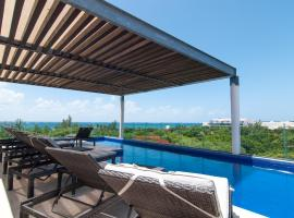 Hotel photo: Luxe Oasis - Rooftop Pool
