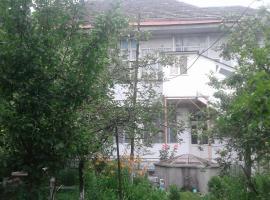 Hotel near Шеки