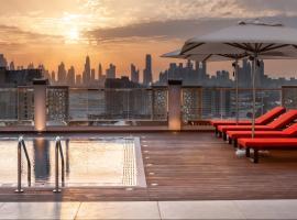 Hotel photo: Hilton Garden Inn Dubai Al Jadaf Culture Village