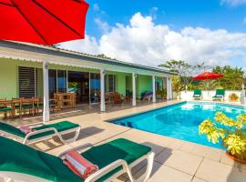 Hotel photo: Caribella - large villa with pool, vehicle, maid, sleeps 6 in 3 double bedrooms