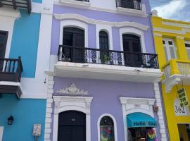 Hotel fotografie: The Pentice at Old San Juan