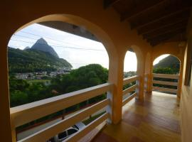 Hotel photo: Piton Grandeur Apt 1