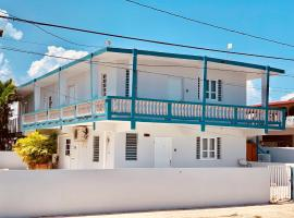 Hotel near Arecibo
