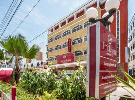 Hotel photo: Prideinn Mombasa City