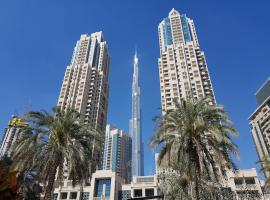 Hotel photo: Signature Holiday Homes- Luxury 2 Bedroom Apartment 29 Boulevard Dubai