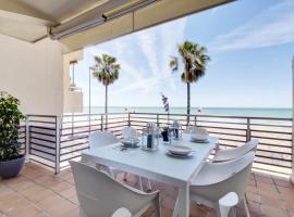 होटल की एक तस्वीर: Apartamento La Terraza del Mar