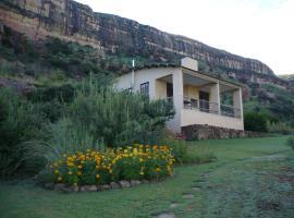 Hotel near Butha-Buthe