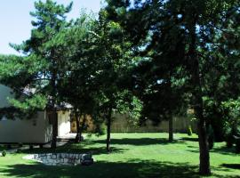 Hotel near Zrenjanin