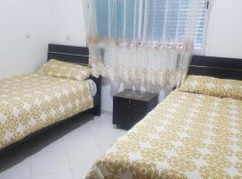 Hotel photo: appartement al hoceima
