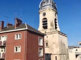 Hotel near Amiens