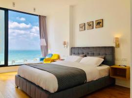 Hotel photo: Hayarkon/Ben Gurion Beach and Sea View Luxury Suite