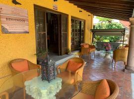 Hotel photo: Residencia para la salud y el bienestar Prashanti