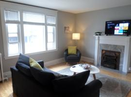 Photo de l'hôtel: Beautiful, Clean, Quiet 2 BR-In Downtown Ottawa. Parking, WIFI and Netflix Included