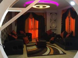 Hotel near Gizeh