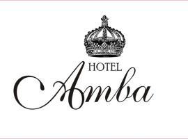 Фотография гостиницы: Hotel Amba