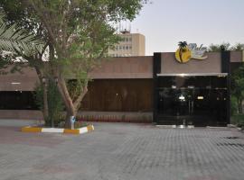 Hotel near Abu Ghraib