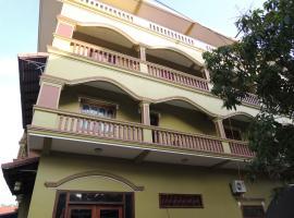 Hotel photo: Golden Papaya Guesthouse