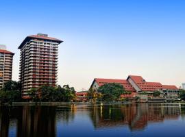Hotel near Malaysia