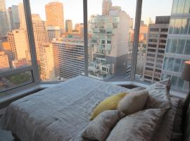 Hotel photo: Yorkville 29th Floor Celebrity Suite (Bay Bloor)
