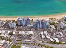 Hotel photo: Beach Front Apt at Marbella del Caribe 3