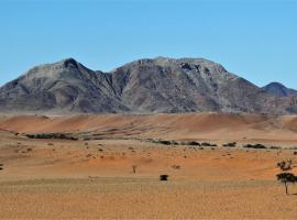 Hotel photo: Bushman's Desert Camp