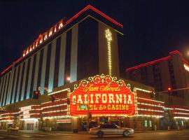 A picture of the hotel: California Hotel and Casino