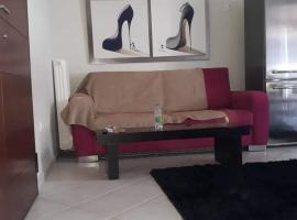 Hotel photo: Luxury Apartment in Kallithea