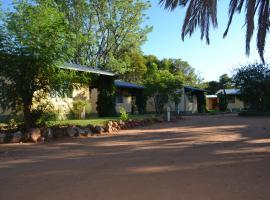 Hotel fotografie: Restcamp Zum Potjie