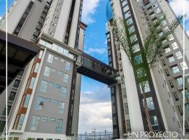 Hotel fotografie: Exclusivo y Encantador Condominio Torres del Valle