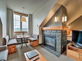 Hotel photo: Lodge de la Montagne Unit 429