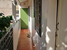 Hotel foto: Auberge Demba et Cathy medina