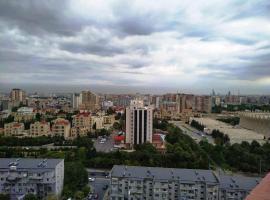 Hotel photo: Apartment Tbilis prospekt