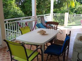 Hotel near Guadeloupe