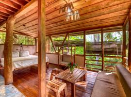 Hotel photo: Omega Tours Eco-Jungle Lodge