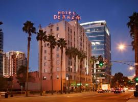 Hotel near San José