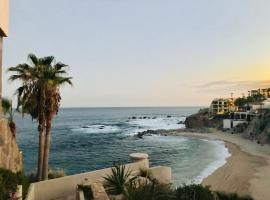 Hotel photo: Cabo Cottage Authentic Mexican Design Overlooking The Beach