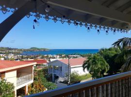 Hotel photo: Studio Frangipani - Villa Fleurs des Iles
