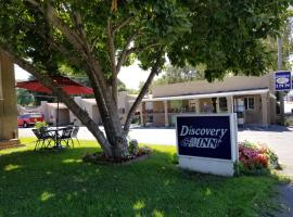 Hotel photo: Napa Discovery Inn