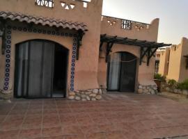 Hotel photo: Separete Chalet in Lahacianda Ras Sudr for rent