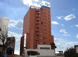 Hotel photo: Hotel 1-2-3 Kokura