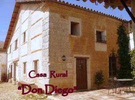 Hotel photo: Casa Rural Don Diego