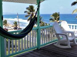 Hotel photo: Brees Beach House Upper - Bathsheba