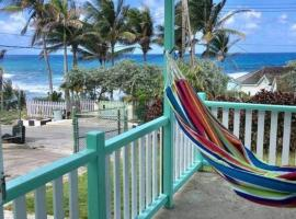 Hotel photo: Brees Beach House Lower - Bathsheba