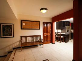 Hotel photo: Modern Two Bedroom Apartment, Kingston